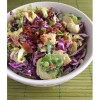 Shaved Brussels & Cabbage Salad