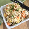 Cauliflower Pork Fried Rice by 'One Pot Paleo'
