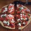 Paleo Pizza Crust- using Cassava Flour