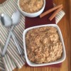 Pumpkin Pie 'no'Oatmeal