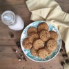 Chocolate Covered Almond Cookies/Paleo